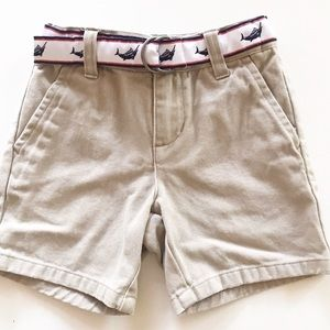 Janie and Jack Shorts with Belt